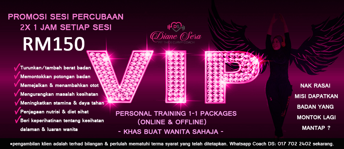 VIP One To One Personal Training