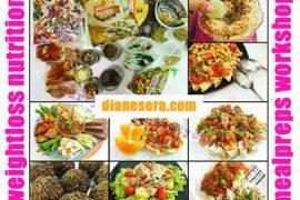 """Workshop Masakan """"Diet"""" & Meal Preps Paling Hot Di Malaysia"""