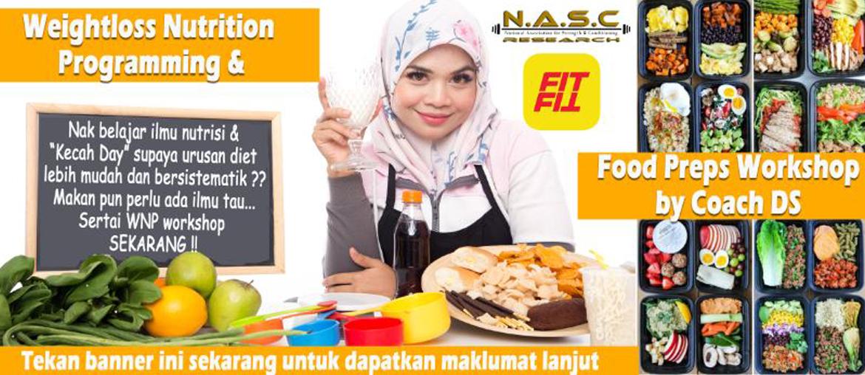 Weightloss Nutrition Programming Workshop 2021