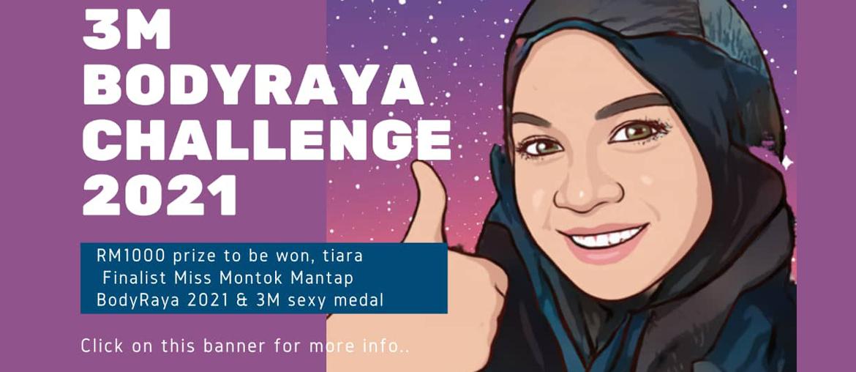 3M BodyRaya Challenge 2021